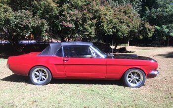 1966 Ford Mustang Convertible for sale 101031170