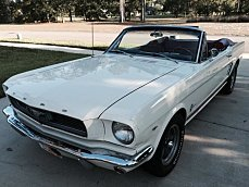 1966 Ford Mustang for sale 100780392