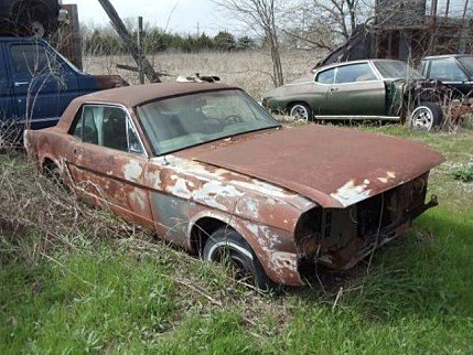 1966 Ford Mustang for sale 100880124