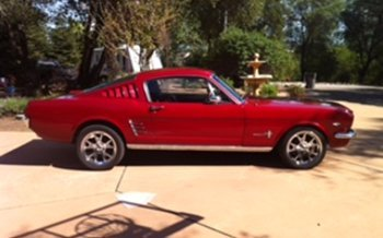 1966 Ford Mustang for sale 100882916