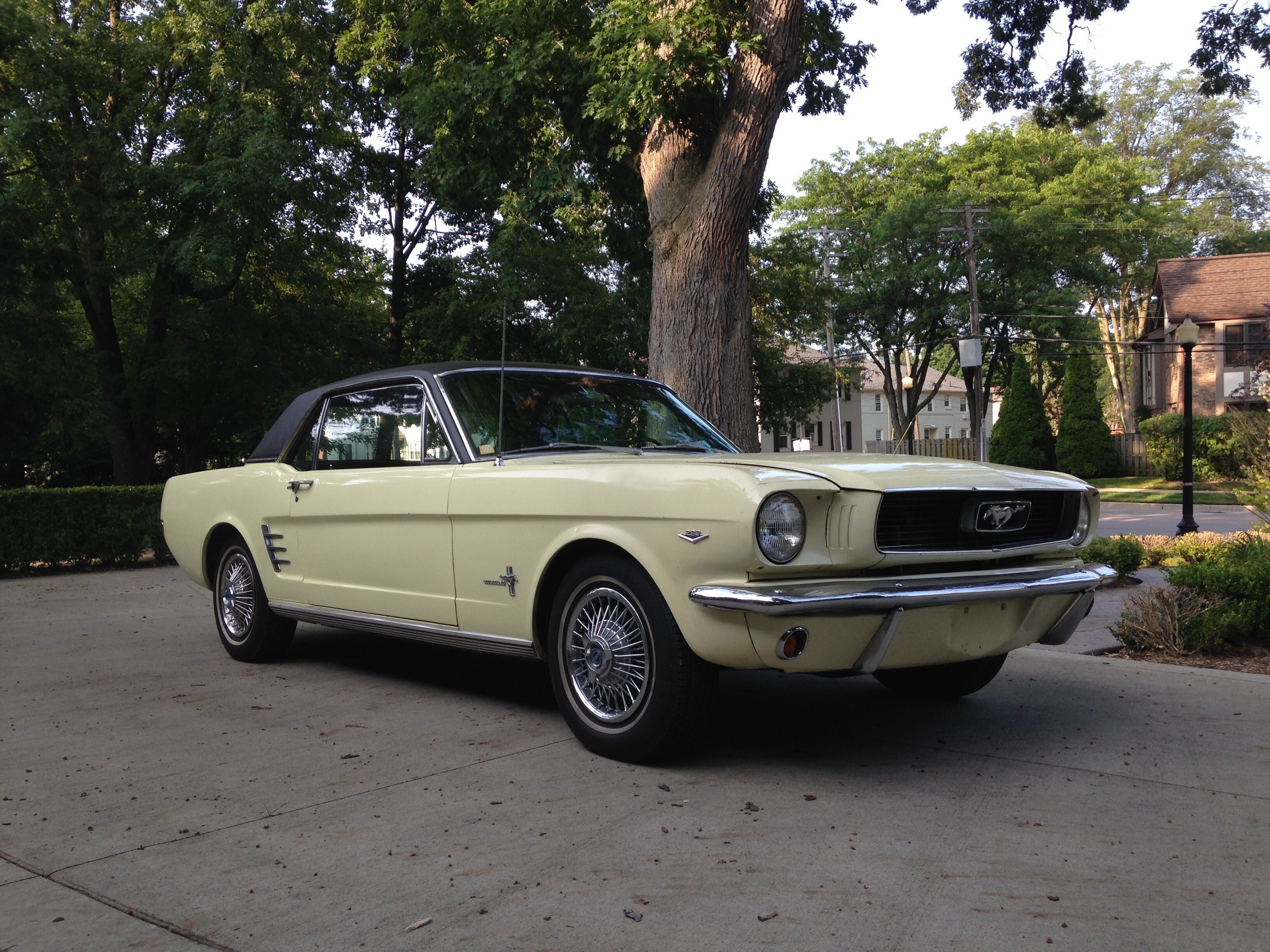1966 Ford Mustang & Ford Mustang Muscle Cars and Pony Cars for Sale - Classics on ... markmcfarlin.com
