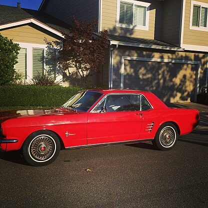 1966 Ford Mustang for sale 100912768