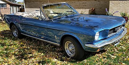 1966 Ford Mustang Convertible for sale 100917288