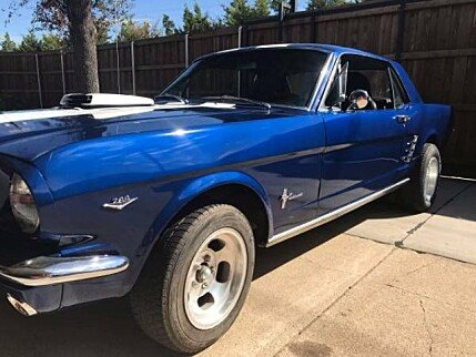 1966 Ford Mustang for sale 100931335