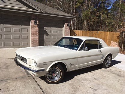 1966 Ford Mustang Coupe for sale 100952991