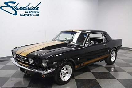 1966 ford mustang classics for sale classics on autotrader. Black Bedroom Furniture Sets. Home Design Ideas