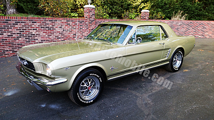 1966 Ford Mustang for sale 100987211