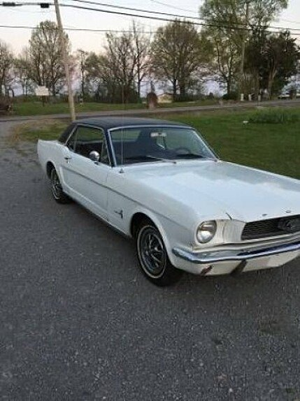 1966 Ford Mustang for sale 101001363