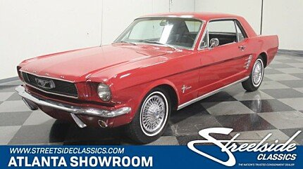1966 Ford Mustang for sale 101003551