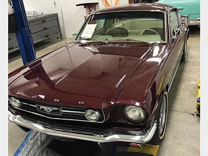 1966 Ford Mustang for sale 101018760