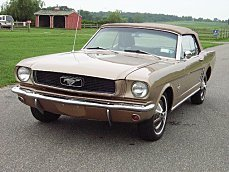 1966 Ford Mustang for sale 101019560