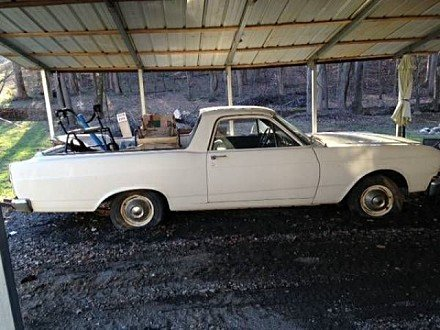 1966 Ford Ranchero for sale 100827769
