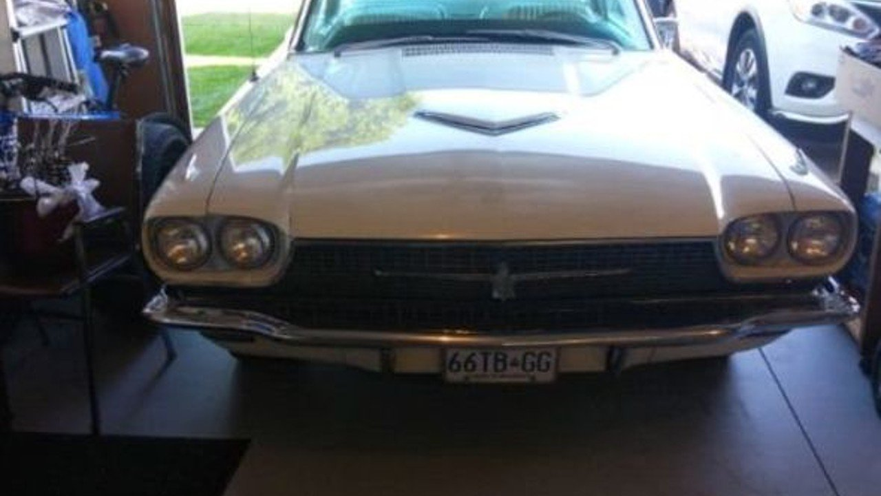 1966 Ford Thunderbird for sale 100791619