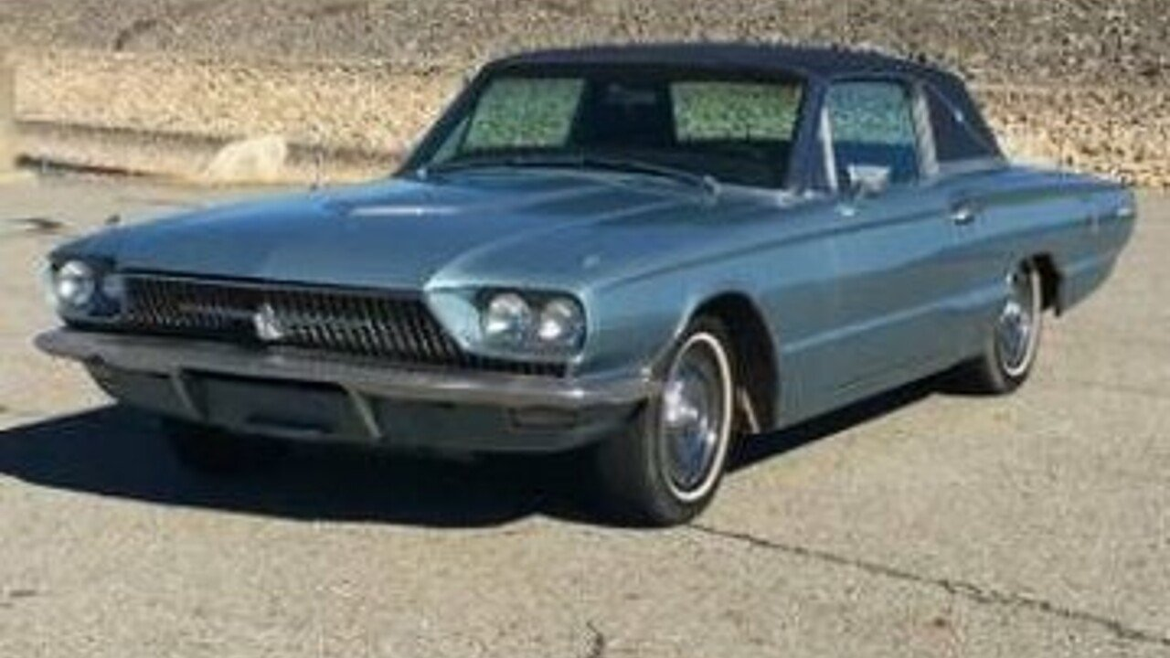 1966 Ford Thunderbird for sale 100884013