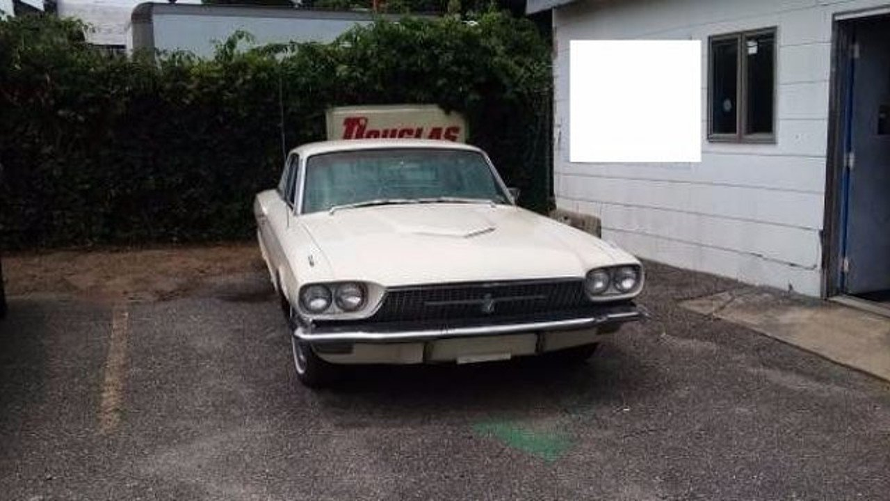1966 Ford Thunderbird for sale 100909314