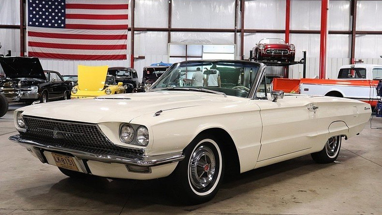 1966 Ford Thunderbird for sale 101018100