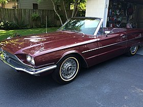 1966 Ford Thunderbird for sale 101028687
