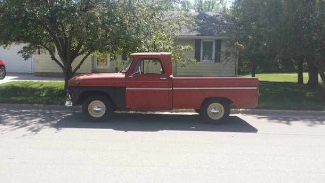 Gmc Pickup Classics For Sale On Autotrader 1949 Chevy Truck Interior 1966 100827614