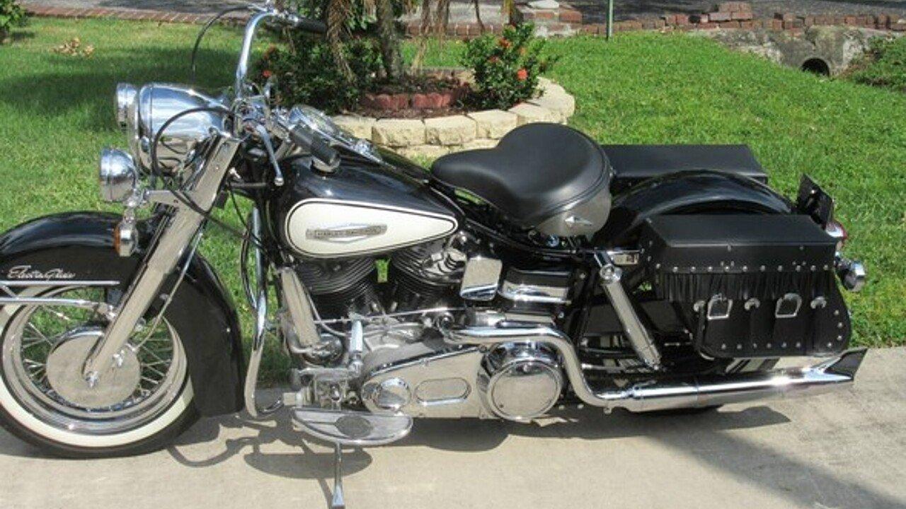 1966 Harley-Davidson FLH for sale 200505791