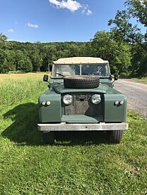 1966 Land Rover Series II for sale 100998342