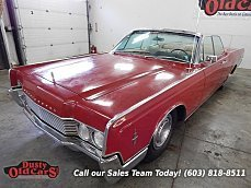 1966 Lincoln Continental for sale 100737447