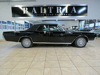 1966 Lincoln Continental for sale 100748135