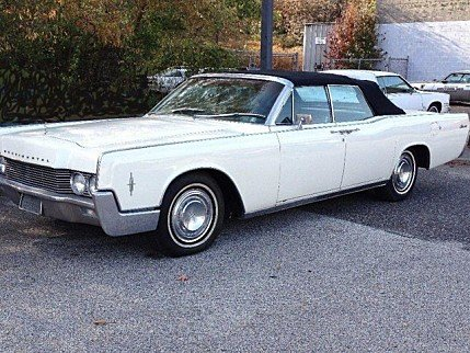 1966 Lincoln Continental for sale 100780335