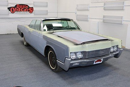 1966 Lincoln Continental for sale 100850200