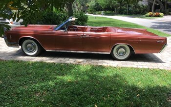 1966 Lincoln Continental for sale 100895195