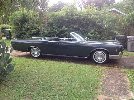 1966 Lincoln Continental Clics for Sale - Clics on Autotrader