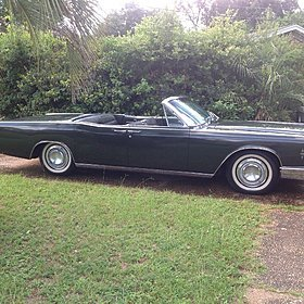 1966 Lincoln Continental for sale 100895937