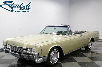 1966 Lincoln Continental for sale 100956700
