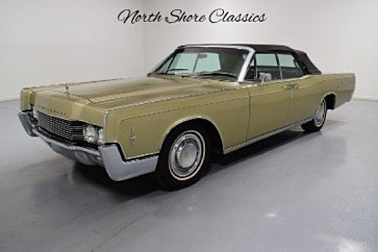 1966 Lincoln Continental for sale 100971941