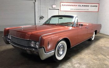 1966 Lincoln Continental for sale 101044507