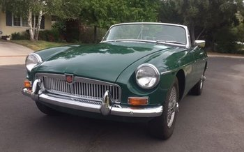 1966 MG MGB for sale 100998396