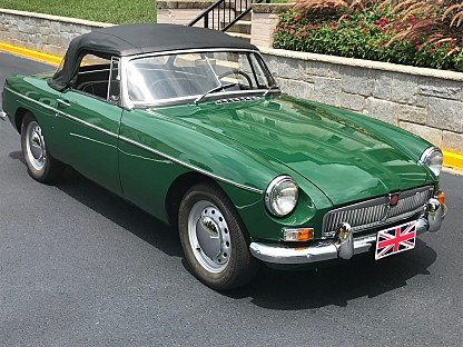 1966 MG MGB for sale 101025394