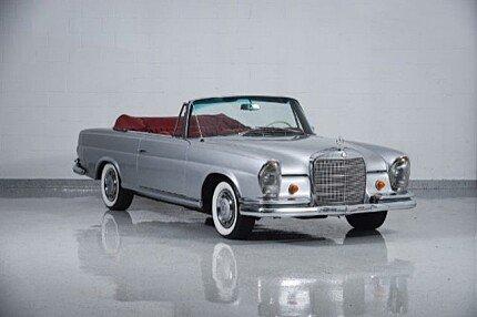 1966 Mercedes-Benz 220SE for sale 100849083