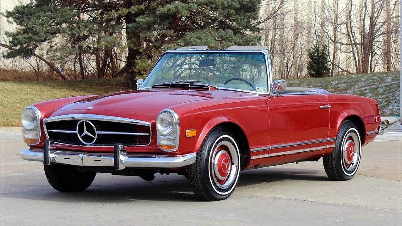 1966 Mercedes-Benz 230SL for sale 100944442