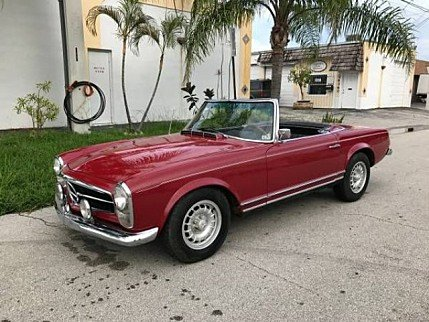 1966 Mercedes-Benz 230SL for sale 100951626