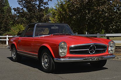 1966 Mercedes-Benz 230SL for sale 100962327