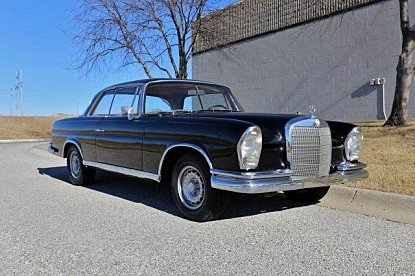 1966 Mercedes-Benz 250SE for sale 100741375