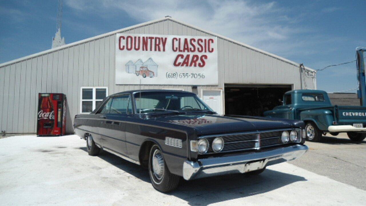 1966 Mercury Monterey for sale near Staunton, Illinois 62088 ...