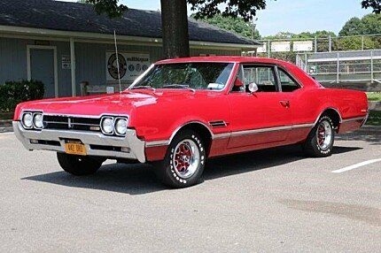 1966 Oldsmobile 442 for sale 100777545