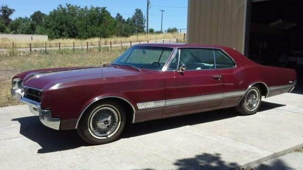1966 Oldsmobile Starfire for sale 100908221