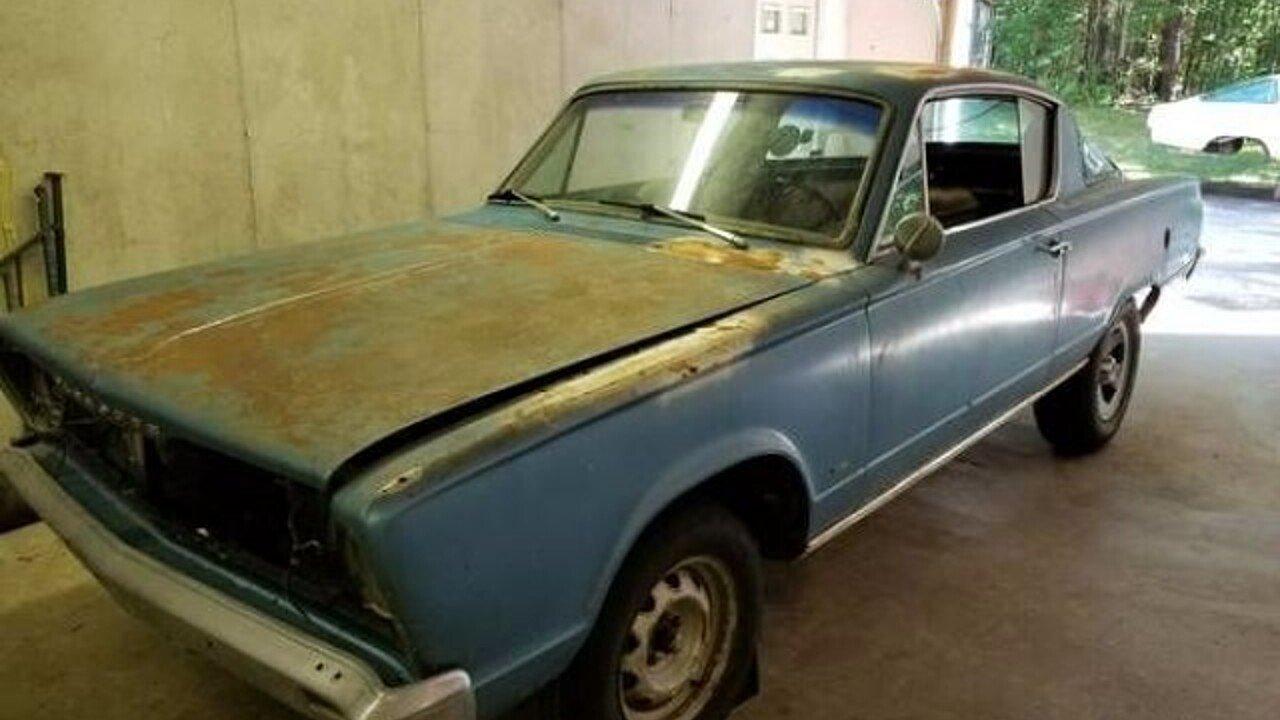 1966 Plymouth Barracuda for sale near Cadillac, Michigan 49601 ...