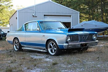 1966 Plymouth Barracuda for sale 100957669