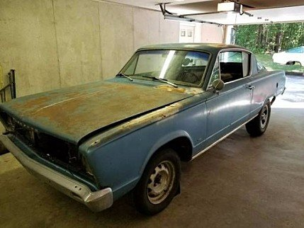 1966 Plymouth Barracuda for sale 100904312