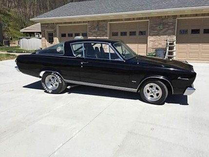 1966 Plymouth Barracuda for sale 100904334