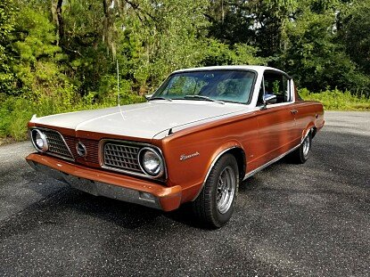 1966 Plymouth Barracuda for sale 101011595