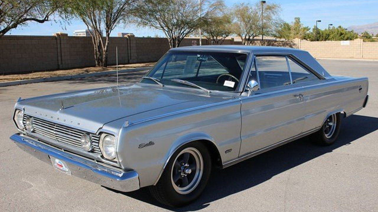 1966 Plymouth Satellite for sale 100721220